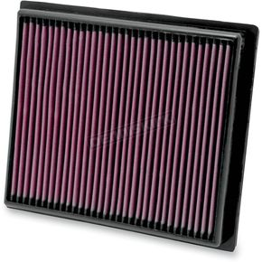 K & N Factory-Style Washable/High Flow Air Filter - PL-9011