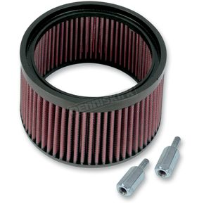 S&S Cycle Stealth Hi-Flo Filter - 170-0127