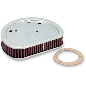 K & N Factory-Style High Flow Air Filter - HD-1611