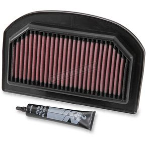 K & N High-Flow Replacement Air Filter - TB-1212