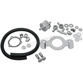 Drag Specialties Air Cleaner Breather Adapter Kit - 1013-0030