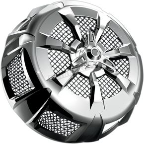 Kuryakyn Chrome Alley Cat Air Cleaner Kit - 9594