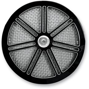 Pro Pad Black 7-Spoke Air Cleaner Cover - ACC-7S-B