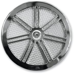 Pro Pad Chrome 7-Spoke Air Cleaner Cover - ACC-7S-C