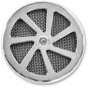 Pro Pad Chrome Off 7 Air Cleaner Cover - ACC-O7-C