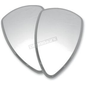 Baron Custom Accessories Smooth Mini Teardrop Engine Cover - BA-7607-00