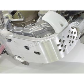 Works Connection MX Aluminum Skid Plate - 10-295