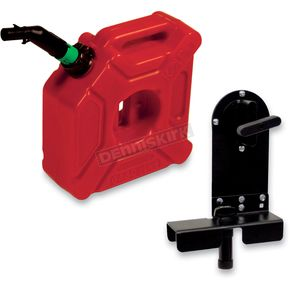 Kolpin Fuel Pack Jr. w/ KXP UTV Mount - 89746