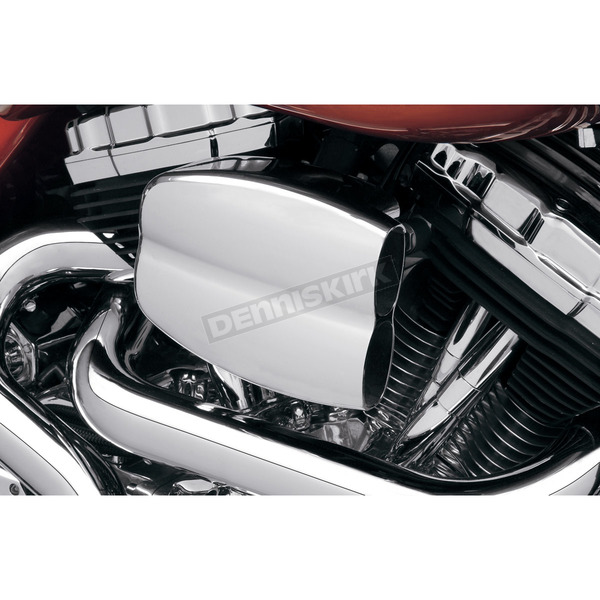 Cycle Visions Mo-Flow Chrome Billet Air Cleaner - CV-9007