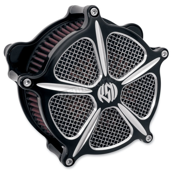 Roland Sands Design Contrast Cut Venturi Speed 5 Air Cleaner - 0206-2017-BM