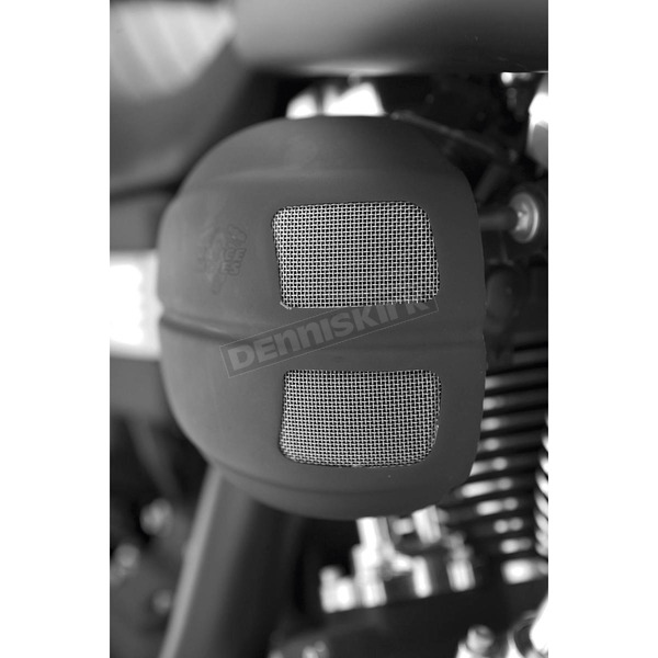Vance & Hines VO2 Intake with Drak Cover - 40003