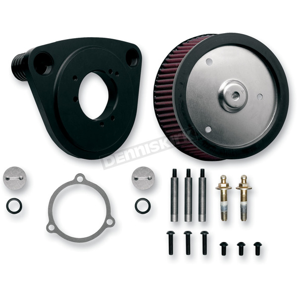 JIMS Billet Air Cleaner Kit - 5275