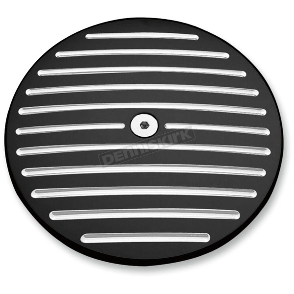Pro-One Black Ball-Milled Air Cleaner Cover - 202090B