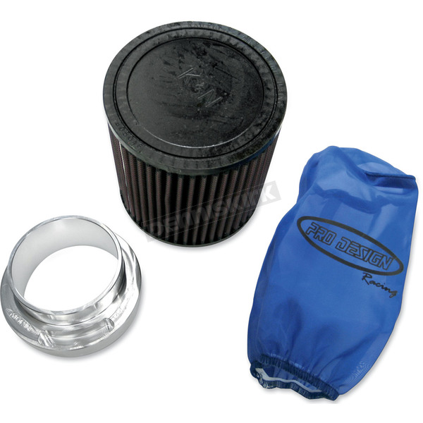 Pro Design Pro-Flow Airbox Filter Kit with K&N Filter - PD-259