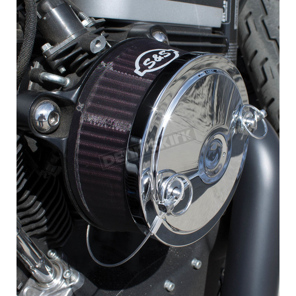 S&S Cycle Standard Stealth Pre-Filter - 170-0193