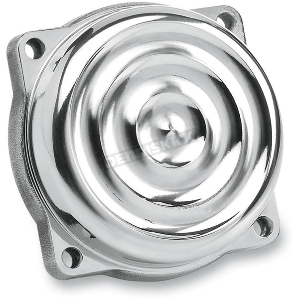 Biltwell Stainless Steel Carb Top Cover - CT-RIP-SS-PS
