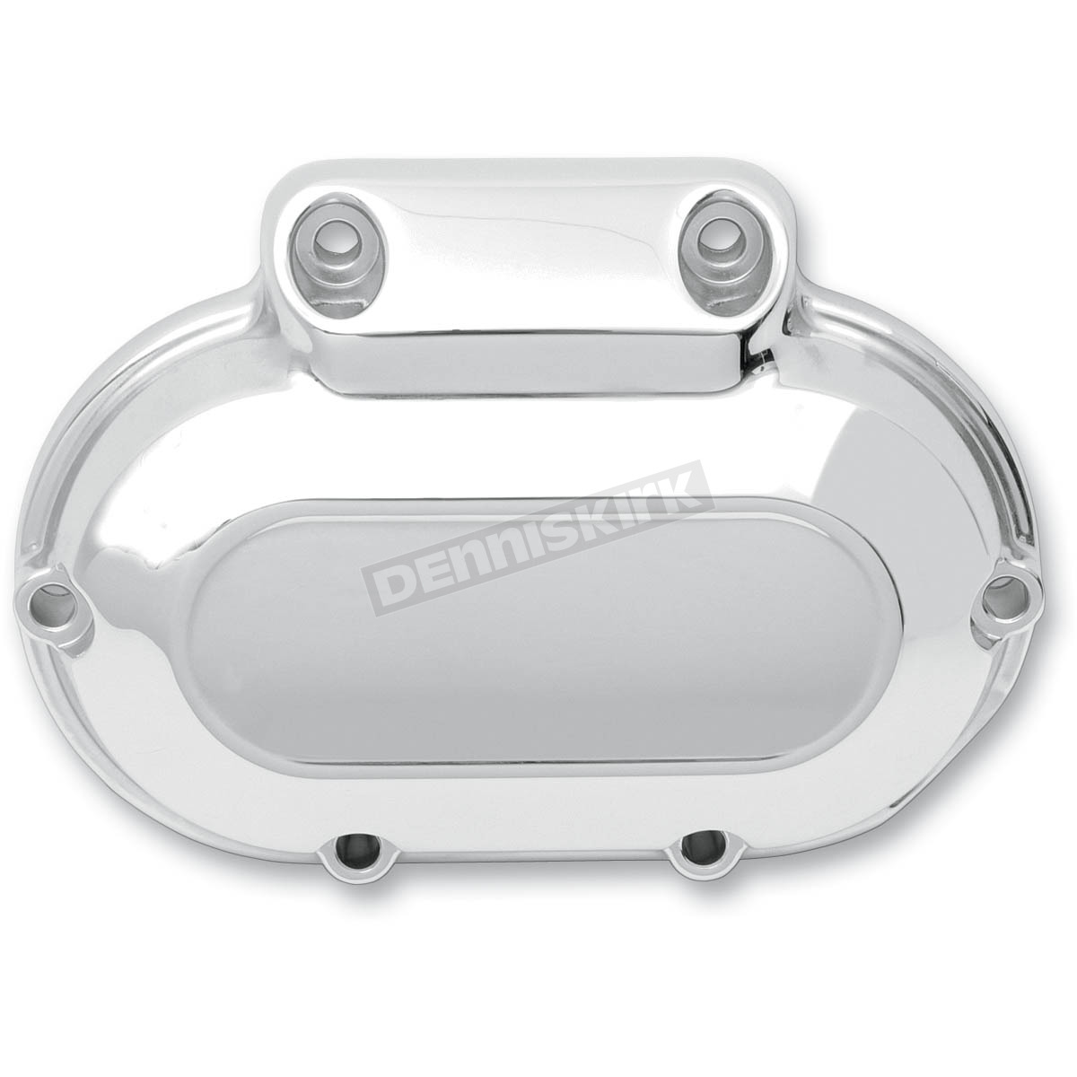 Drag Specialties Chrome Transmission Side Cover - 1105-0035 Harley ...
