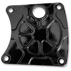 Decadent Black Powdercoat Fusion Inspection Cover - LA-F440-05B