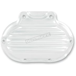 Roland Sands Design Chrome RSD 6-Speed Transmission Side Cover   - 0177-2025-CH