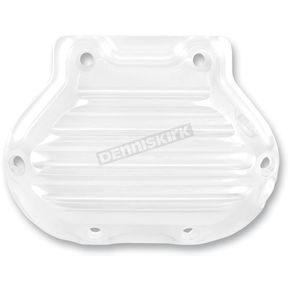 Roland Sands Design Chrome RSD 5-Speed Transmission Side Cover   - 0177-2032-CH