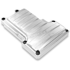 Performance Machine Chrome Drive Style Transmission Top Cover - 0203-2014-CH