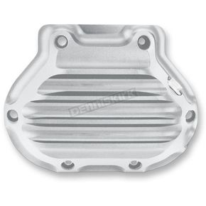 Roland Sands Design Machine Ops Nostalgia Hydraulic Clutch Actuated Transmission Cover - 0177-2049-SMC