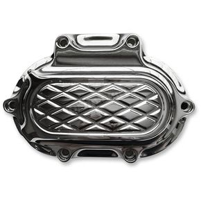 Thunder Cycle Designs Chrome Hydraulic Transmission Side Cover - TC-530