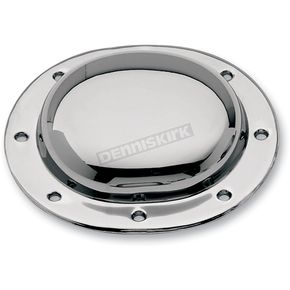 Paughco Chrome Smooth-Style Derby Cover - 757