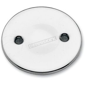 Paughco Chrome Dimpled Inspection Cover - 758