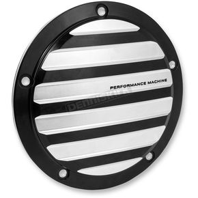 Performance Machine Contrast Cut Drive Style Derby Cover - 0177-2040-BM