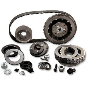 Belt Drives LTD 1-5/8 in. 8mm Belt Drive w/Lockup Clutch - EVBB-2SL