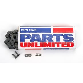 Parts Unlimited 428H Heavy Duty Economy Drive Chain - T428H134