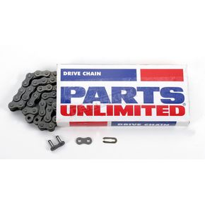 Parts Unlimited 520H Heavy Duty Economy Drive Chain - T520H104