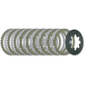 Belt Drives LTD High-Performance Extra Clutch Plate Kit - BTXP-12