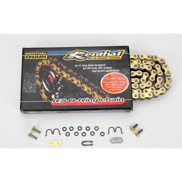 Renthal R3-2 Works O-Ring Chain - C286