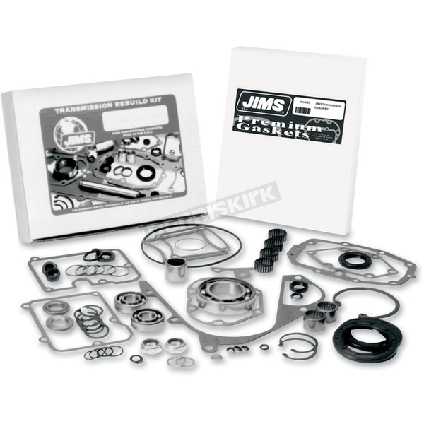 JIMS A Cut Above Time-Saver Transmission Master Kit - 1035