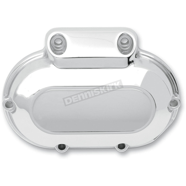 Drag Specialties Chrome Transmission Side Cover - 1105-0035