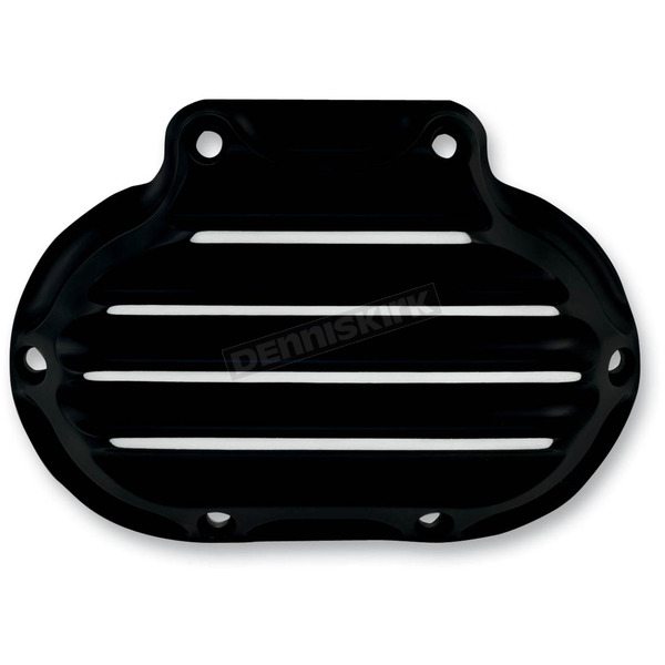 Roland Sands Design Contrast Cut RSD 6-Speed Transmission Side Cover   - 0177-2025-BH