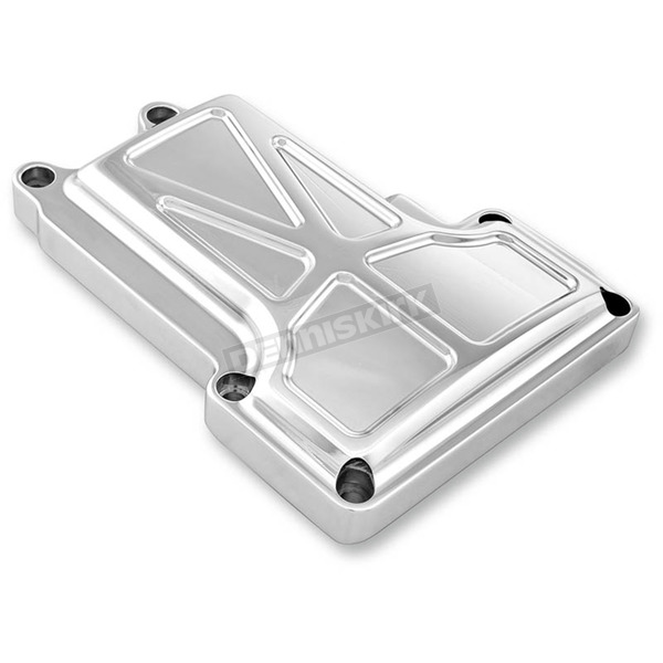 Performance Machine Chrome Formula Transmission Top Cover - 0203-2016-CH