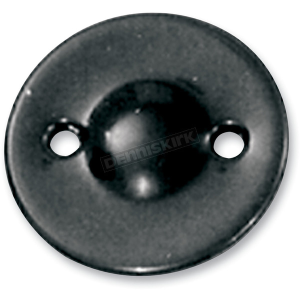 Paughco Black Dimpled Inspection Cover - B758