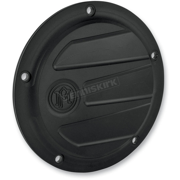 Performance Machine Black Ops Scalloped Derby Cover- 5-Hole  - 0177-2026-SMB
