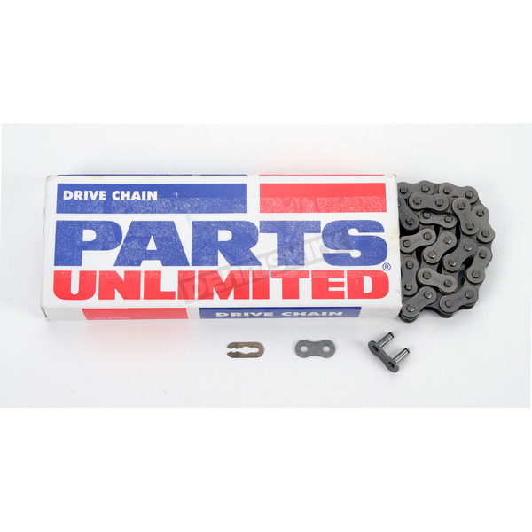 Parts Unlimited 420 Standard Economy Drive Chain - T420104
