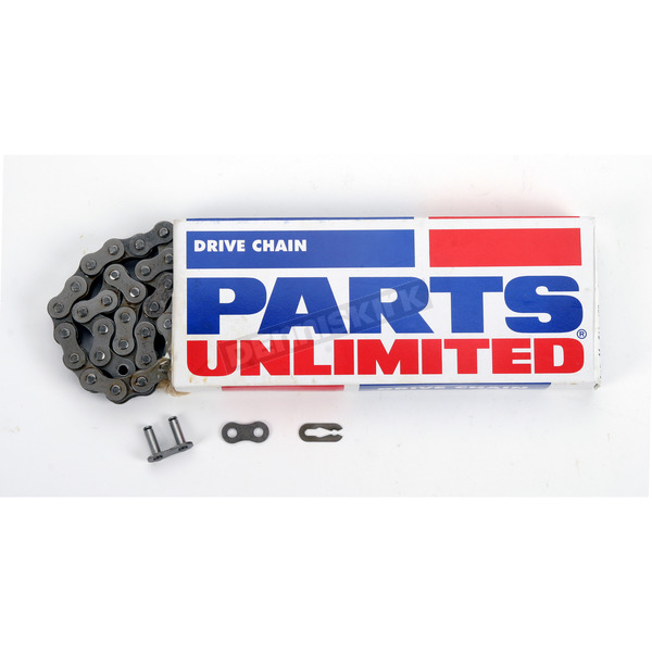 Parts Unlimited 428 Standard Economy Drive Chain - T428110