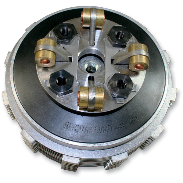 Rivera Primo Pro Clutch Kit w/Variable Pressure Plate Assembly - 1056-0028