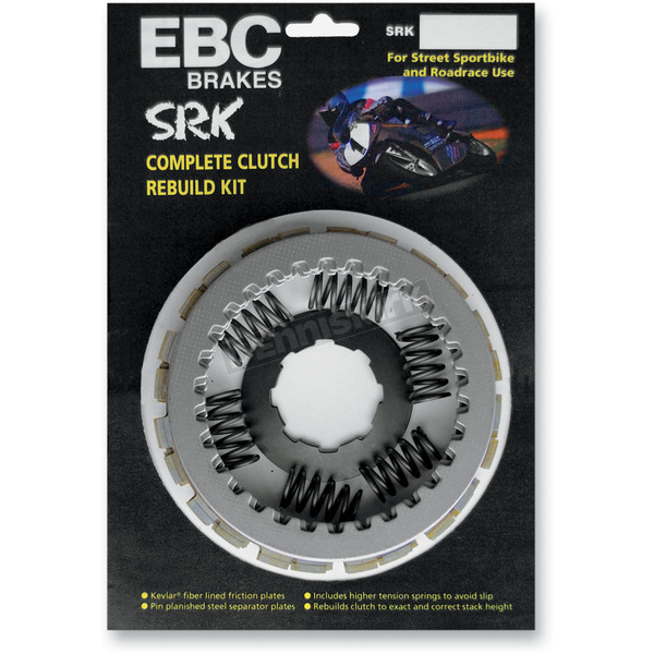 EBC SRK Race/Sport Series Clutch Kit - SRK7