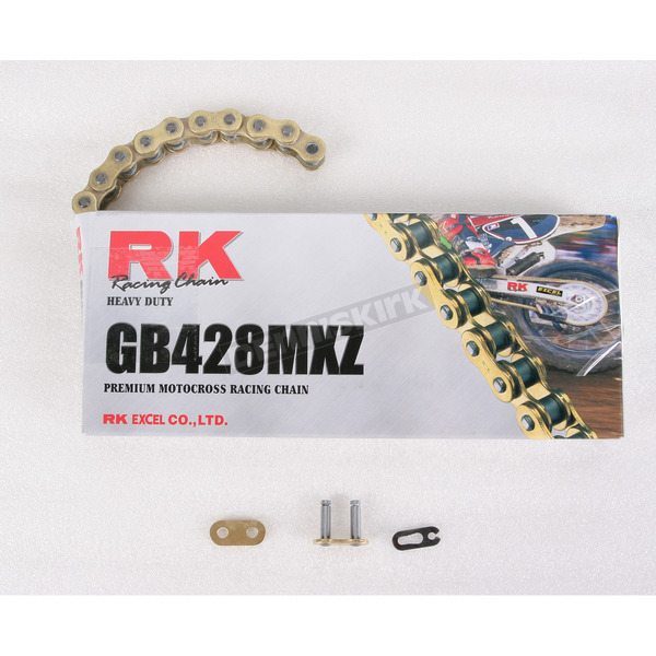 RK GB428MXZ Heavy Duty RK Drive Chain - GB428MXZ-116