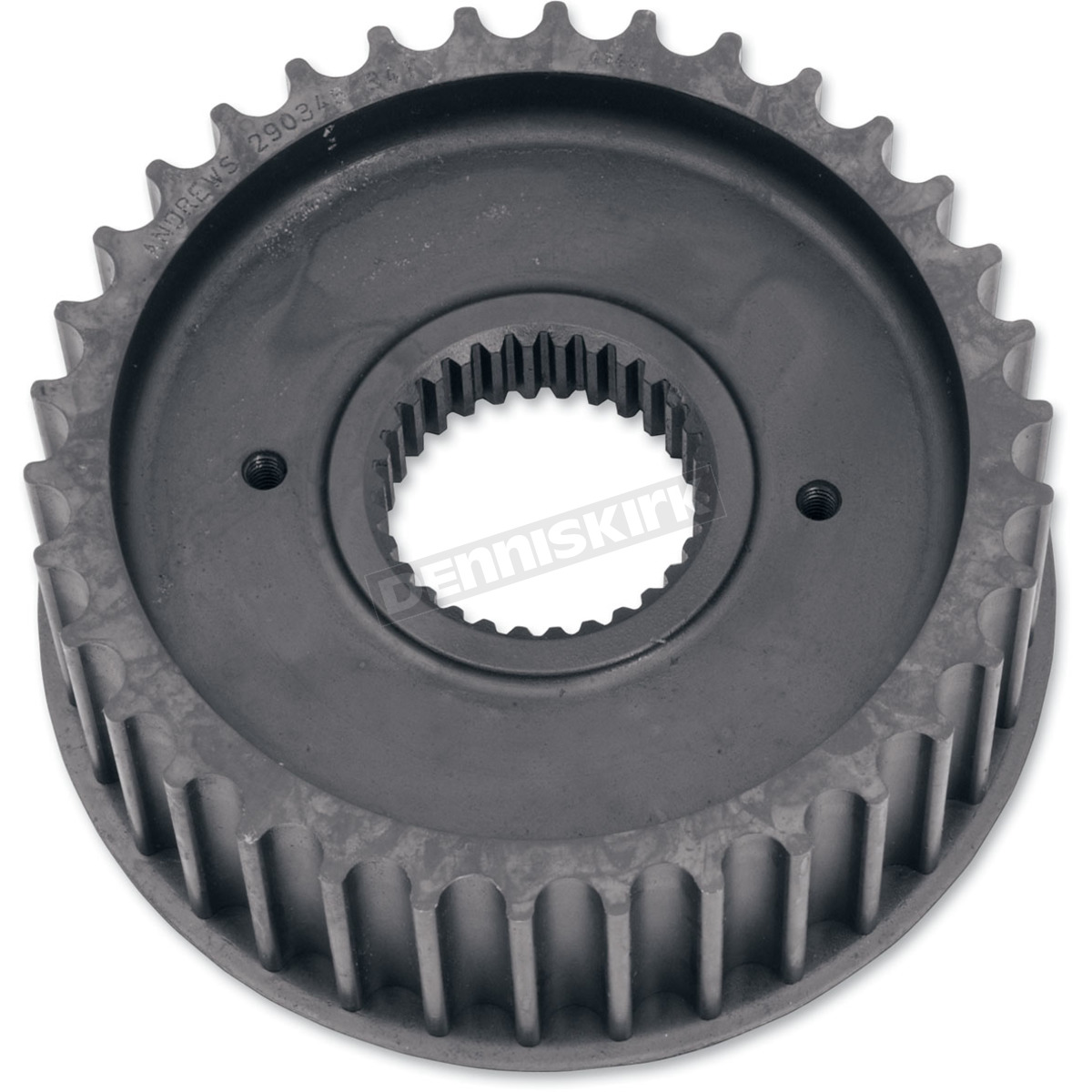 Smooth Cruising Belt Drive 34 Tooth Transmission Pulley - 290346