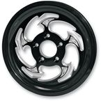Black 65-Tooth Savage Eclipse Rear Pulley - 65-85E