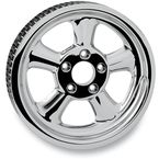 Chrome 65-Tooth Drifter Rear Pulley - HD106504-92C
