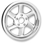 Chrome 66-Tooth Recoil Rear Pulley - 66-105C-3